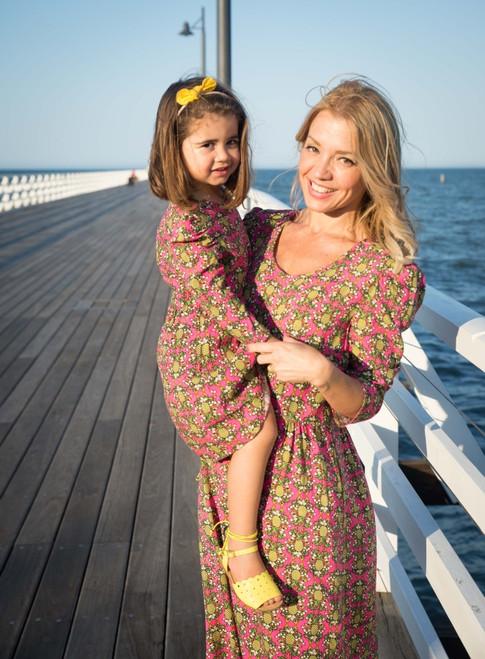 Pineapple Dress - Mother