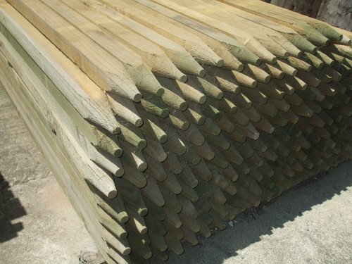50x50 H4 Pointed Stakes 1.8m