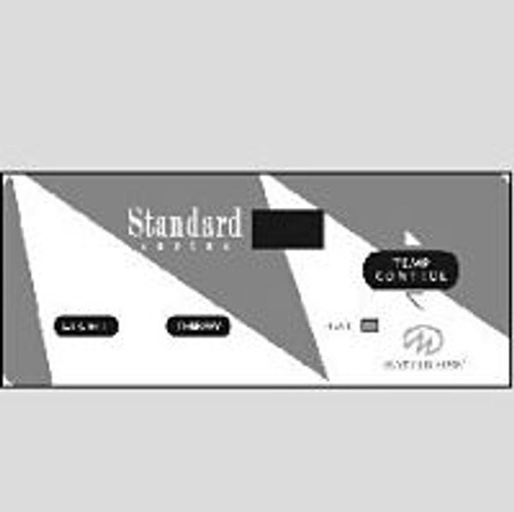 X310850 Master Spas Topside MAS225 LCD Super Dup Panel ('00 & '01 Models)