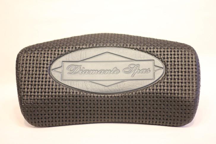 Diamante Spas pillow, Chevron, front view. dchevron
