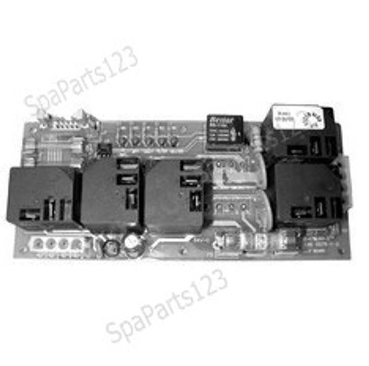 BL-45 Brett Aqualine Relay Board 34-5021 Circuit Boards, 609807, 3-60-5005