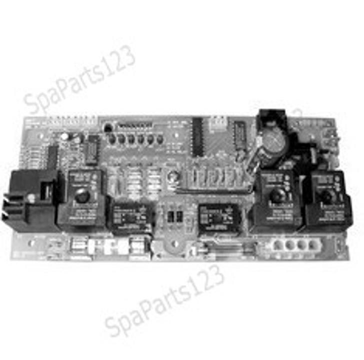 BL-46 Brett Aqualine Relay Board 34-5025A Circuit Board Discontinued