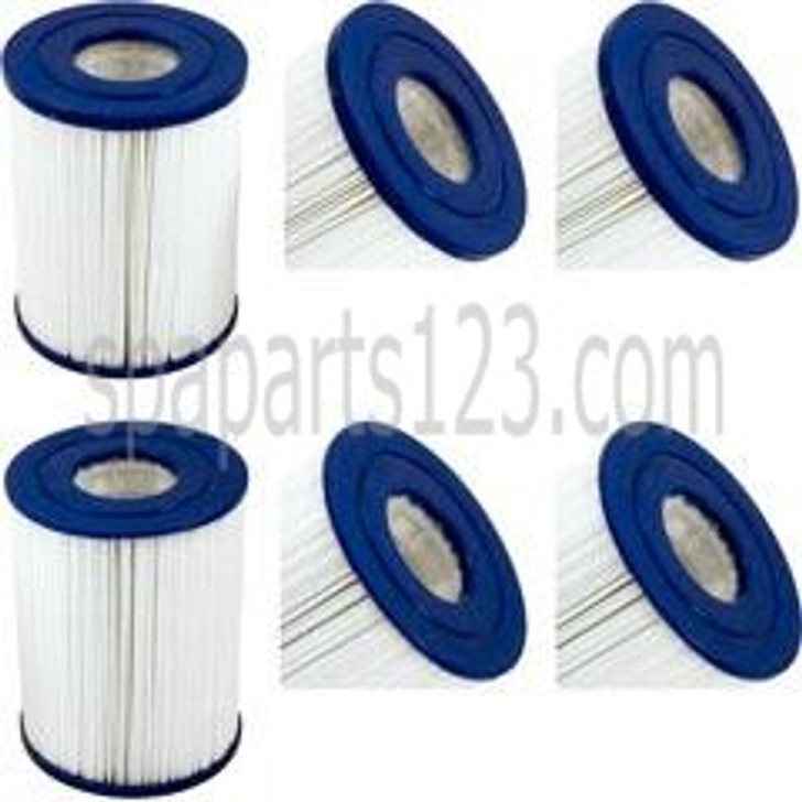 "5"" x 6-5/8"" Diamond Back Spas Filter PRB25-SF, C-4405, FC-2387 (Pkg. of 2)"