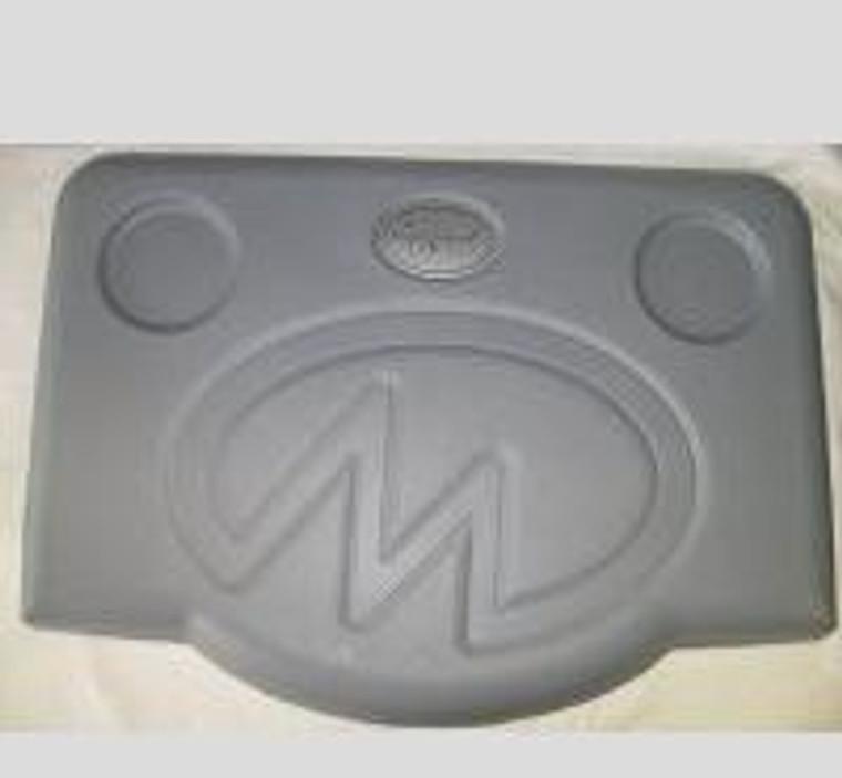 Master Spas Filter Lid, LS, Legend Grey ('05-'07)