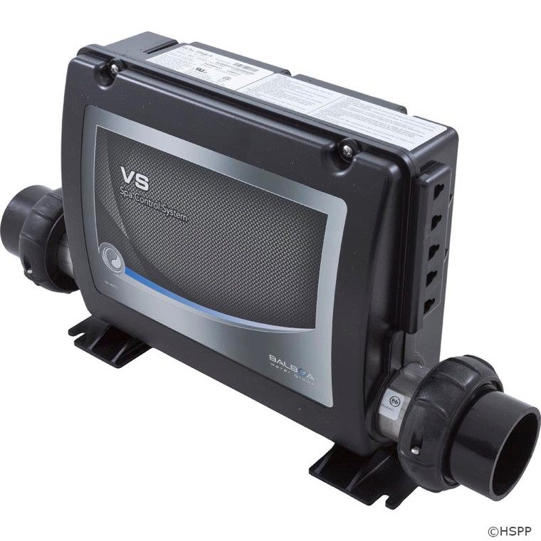 Balboa VS501Z System w/Duplex Topside - Runs 1 Pump-Blower-Light-Ozone