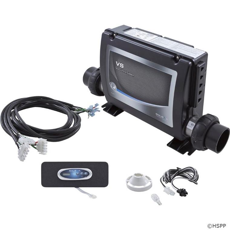 Balboa VS500Z System w/Mini-Oval Topside- Runs 1 Pump-Light-Ozone