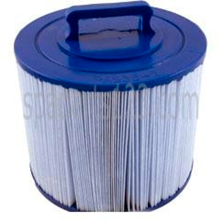"7""  x  5 15/16"""" Master Spas Filter Antimicrobial PMA40-MB - Replaces 2 Peice Eco-Pur"