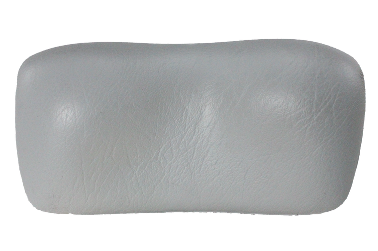 3200152G Leisure Bay Spa Pillow - Contoured Gray  Front