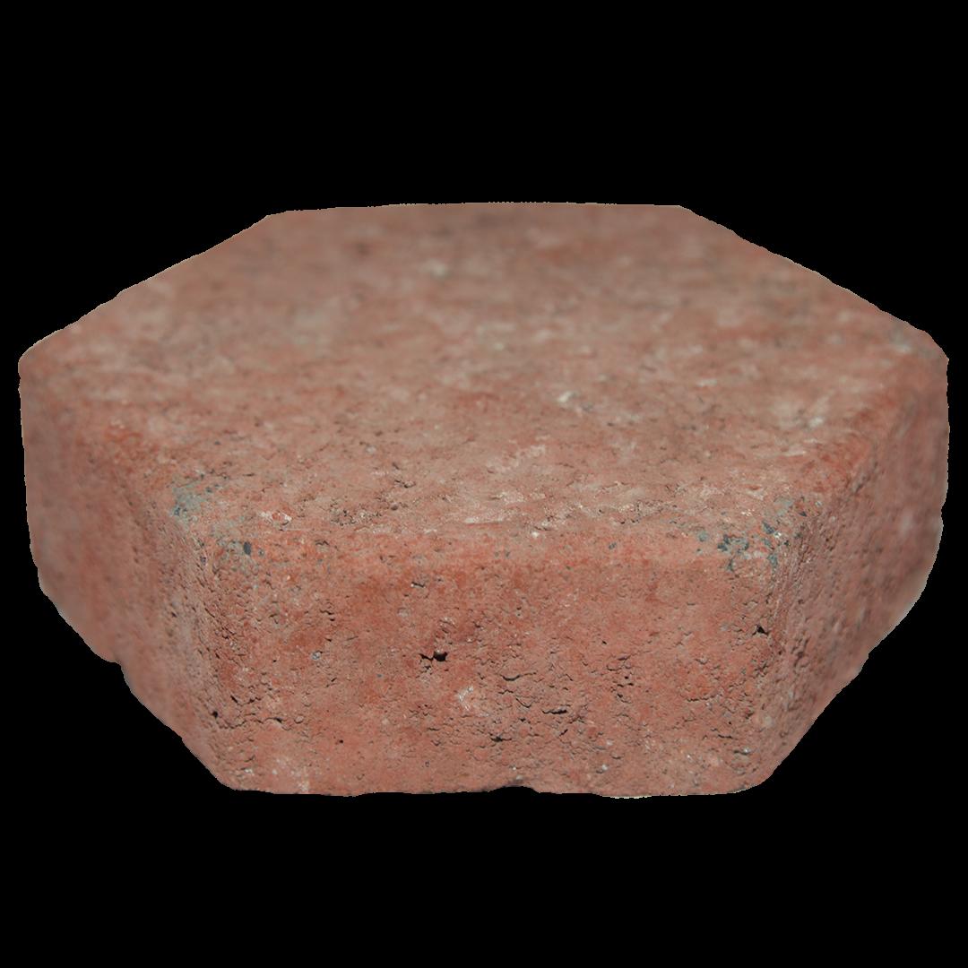Adoquín Hexagonal de Concreto