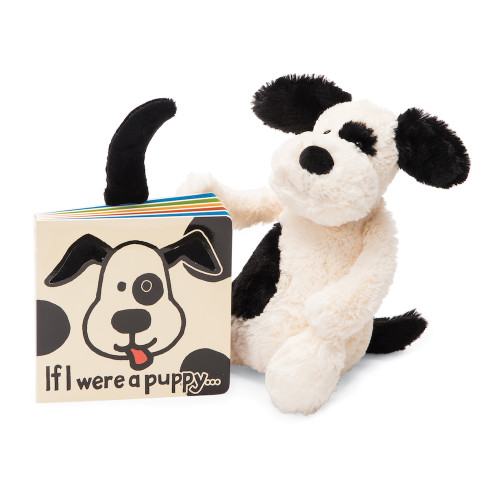 If I Were A Puppy Book + Plush Gift Set