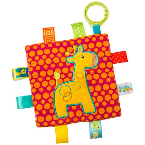 Crinkle Giraffe Stroller Toy