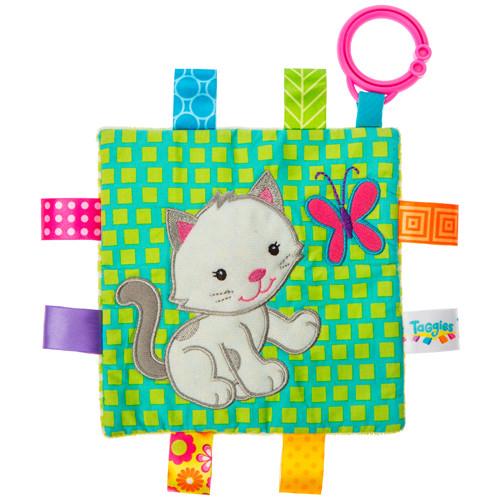 Crinkle Kitten Stroller Toy