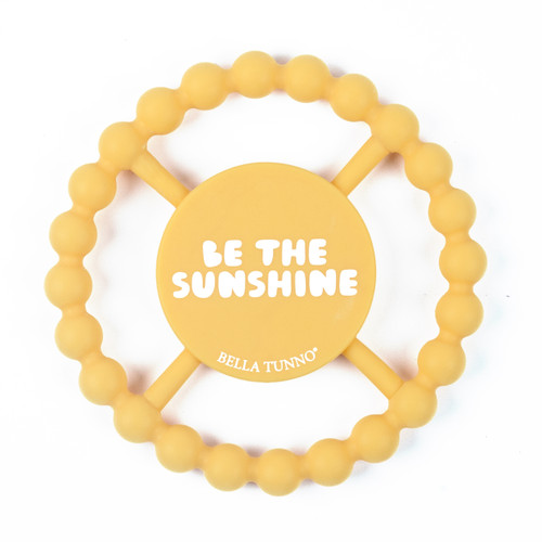 Be Sunshine Silicone Teether