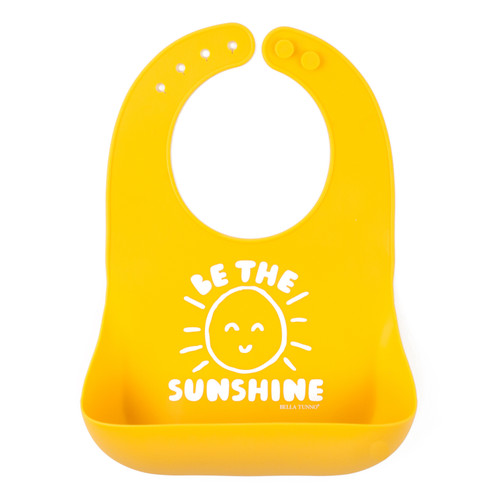 Be The Sunshine Silicone Bib