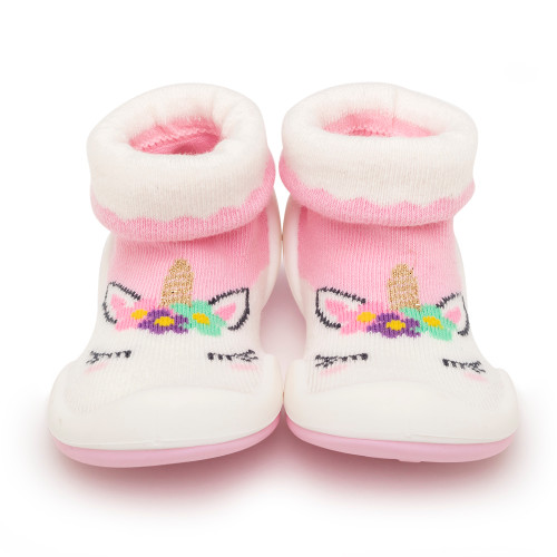 Unicorn  Baby Shoe