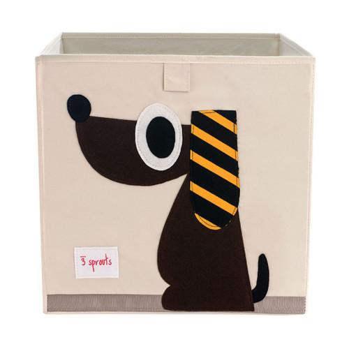 Canvas DOG Storage bin