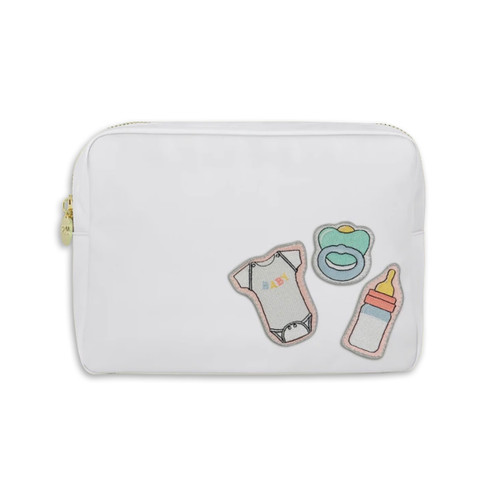 Baby Large Patch  Pouch