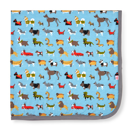 In-dog-nito Modal Blanket