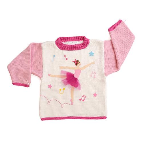 Dancing Ballerina Sweater