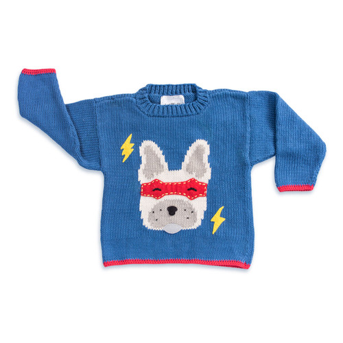 Super Dog Sweater
