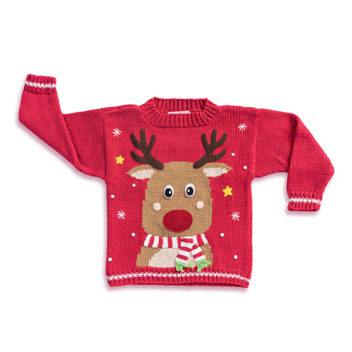 Rudolph & Me Sweater