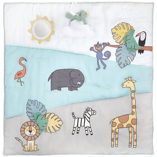 Baby Bonding Mat - Jungle