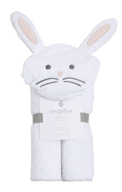 Critter Towel - Bunny