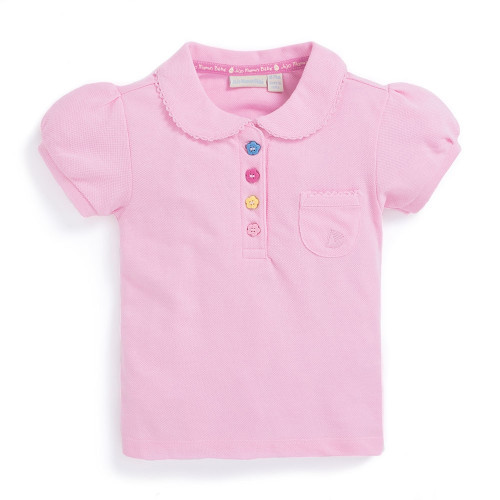 Pretty Polo Shirt - Pink