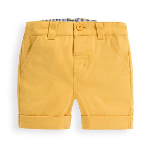 Chino Shorts - Yellow