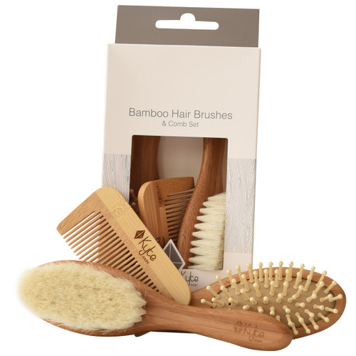 3-Piece Brush Set