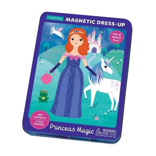 Magnetic Dress up: Princess Magic