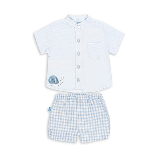 Snail Top and Shorts