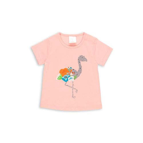 Pink Flamingo Top