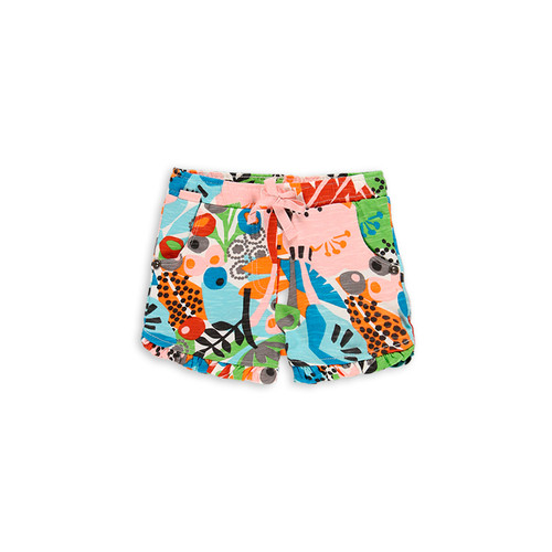 Wonderful Time Floral Shorts