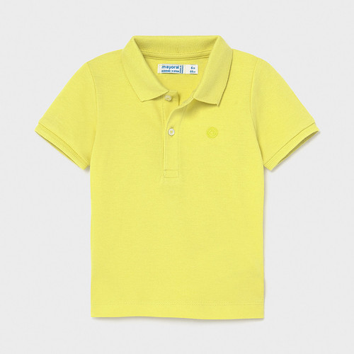 Basic Polo - Lime