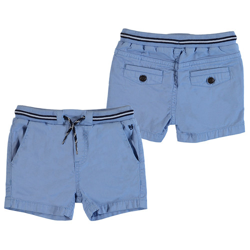 Twill Short - Light Blue