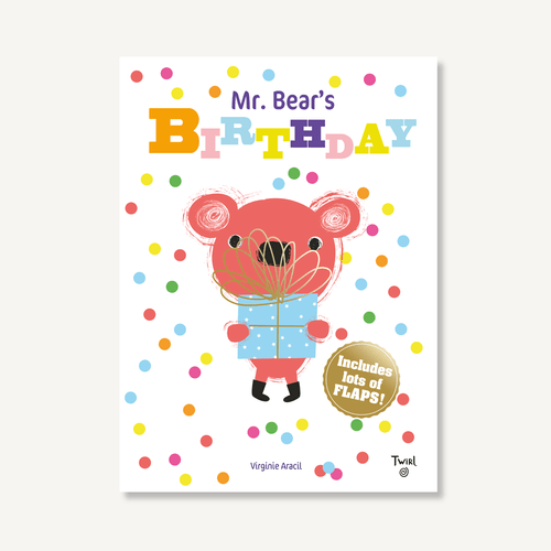Mr. Bear's Birthday Book