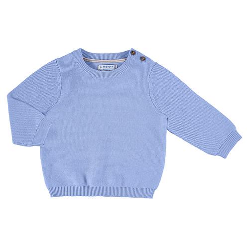 Crew Sweater - Light Blue