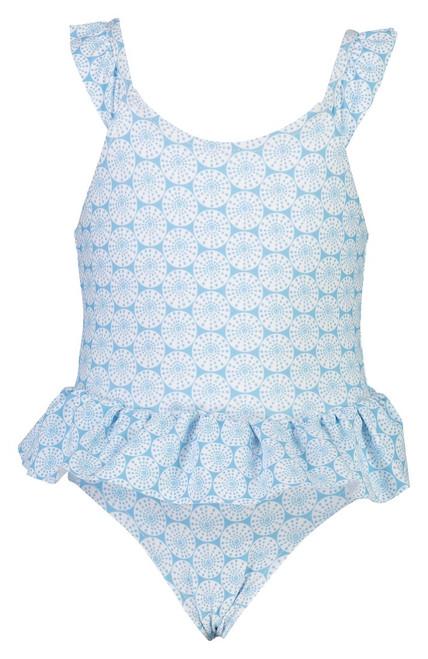 Oceania Ruffle Swimsuit