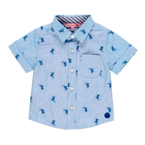 Iguana Collard Shirt