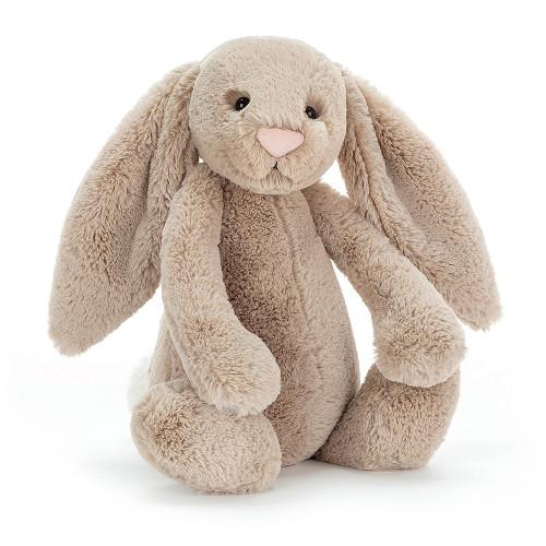 """Bashful Beige Bunny - Large 14"""""""