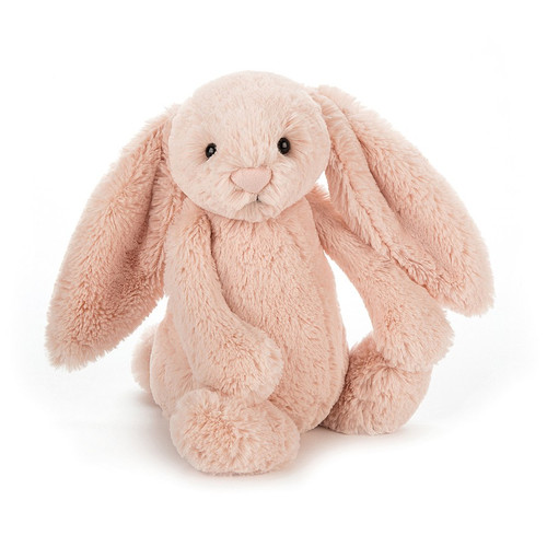 Bashful Blush Bunny - Medium 12x5""