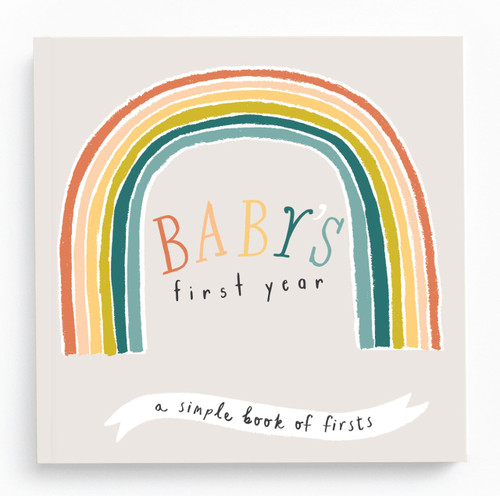 Rainbow Baby Record Book