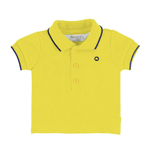 Basic Polo - Yellow