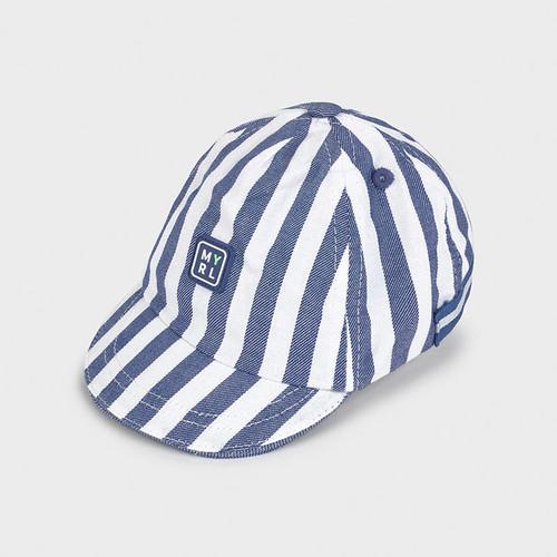 Wide Stripe Cap