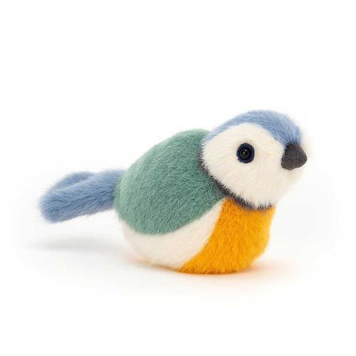 Birdling Blue Bird Plush