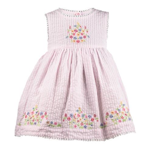 Bunny Reversible Collar Dress