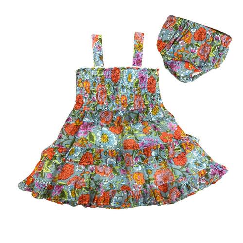 Devon Floral Dress