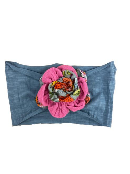 Peony Flower Headband