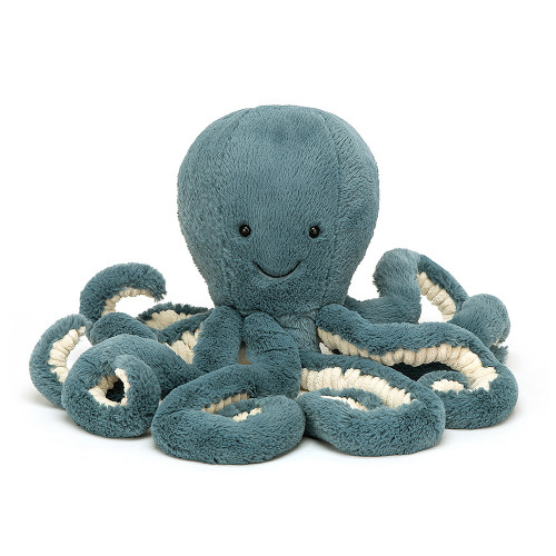 "Storm Octopus - Medium 19""x7"""
